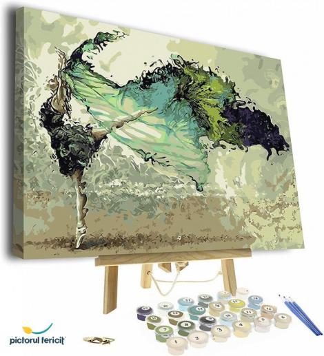 (P) Cu Pictorul Fericit îți poți realiza singur propria operă de artă