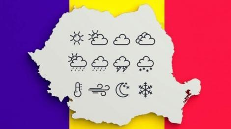 Prognoza meteo, 18 aprilie 2021. Cum va fi vremea în România și care sunt previziunile ANM pentru astăzi