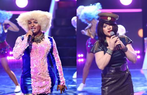 Te cunosc de undeva, 17 aprilie 2021. Liviu Vârciu și Andrei Ștefănescu se transformă în Katy Perry & Nicki Minaj
