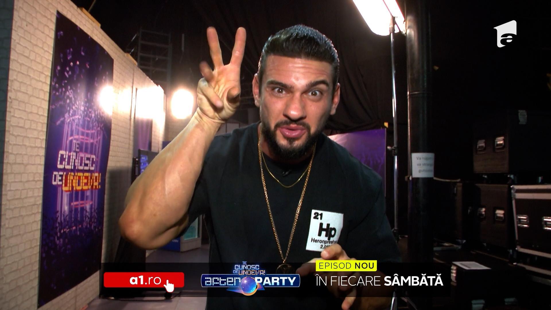 Dorian Popa prezintă Te Cunosc de Undeva! After Party, episodul 11. Hai să vezi cele mai tari faze din culise