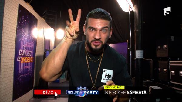 Dorian Popa prezintă Te Cunosc de Undeva! After Party