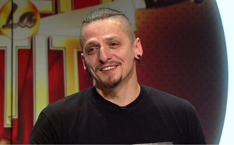 Mircea Terhetea, in platoul emisiunii chefi la cutite