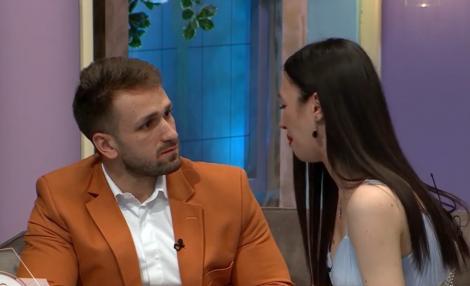 Alin a declarat că decizia Adelinei are legătură cu posesivitatea pe care o are iubita sa