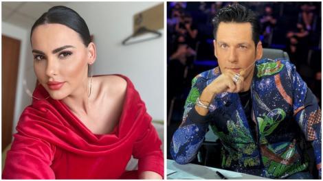 Colaj cu Lavinia Pîrva într-un hanorac roșu și Ștefan Băncă într-o jachetă verde cu albastru
