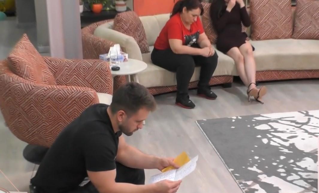 Mireasa 2021, sezonul 3. Doamna Daniela și Alin au avut o discuție între patru ochi. Ce l-a sfătuit pe fiul său