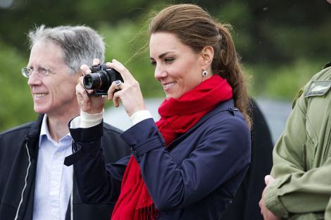 Kate Middleton care face poze