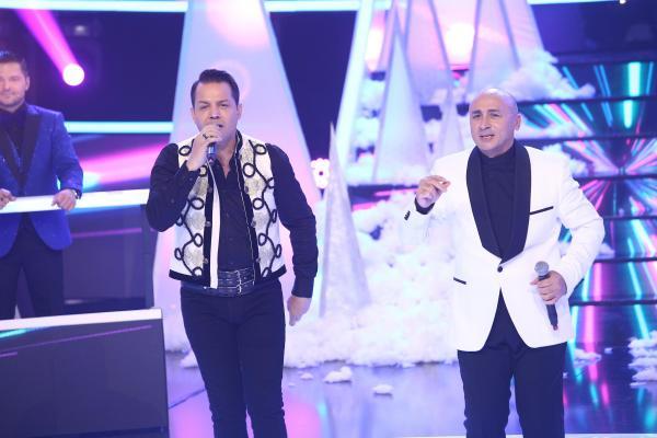 Marcel Pavel și Jean de la Craiova pe scenă