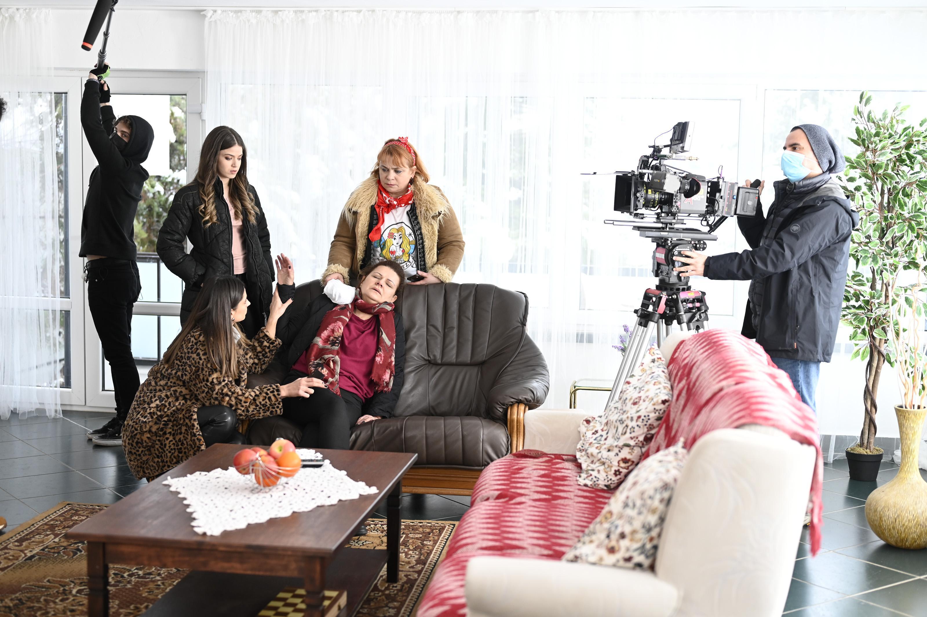 Cristina Ciobănașu și Vlad Gherman prezintă Adela - Tot ce nu se vede, episodul 15. Oana Moșneagu și Krem, cele mai grele scene!