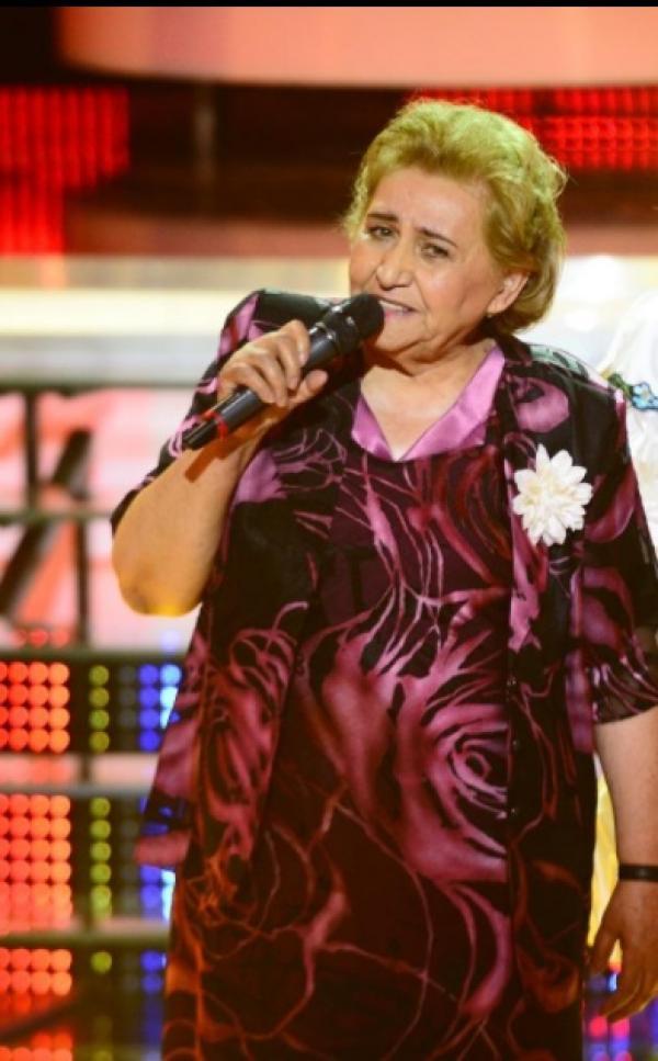 Gabi Luncă, cântând, în sezonul 11 de Te cunosc de undeva!