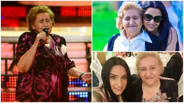 Colaj cu Gabi Luncă și fiica ei, Rebeca Onariu. Gabi Luncă, purtând o ținută mov, pe scena Te cunosc de undeva și purtând o bluză albă și un sacou negru, stând lângă fiica ei