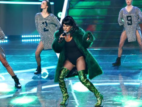 Te cunosc de undeva, 24 aprilie 2021. Cristina Vasiu se transformă în Rihanna și face un moment de excepție