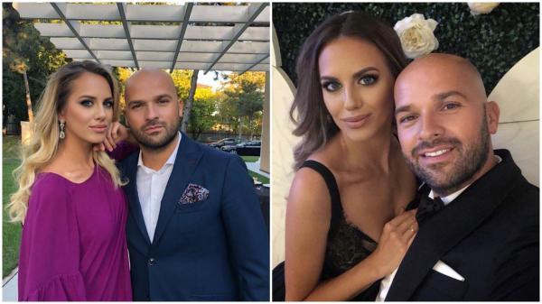 Andrei Ștefănescu și Antonia în trei ipostaze diferite