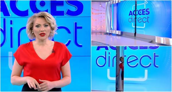 Mirela Vaida, la Acces Direct