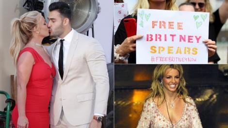 Britney Spears, în fața instanței după ce s-a retras din lumina reflectoarelor. Fanii sunt îngrijorați pentru siguranța ei