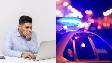 A intervievat un candidat pentru un job, iar la final a chemat speriat Poliția. Ce dezvăluiri înfiorătoare i-a făcut bărbatul