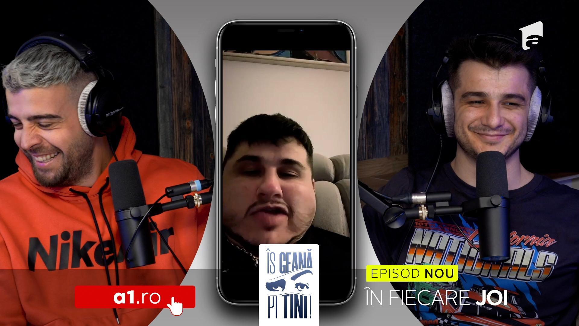 Speak și Vlad Drăgulin lansează Îs geană pi tini, episodul 24. Hai să vezi ce videouri pline de haz ți-au mai pregătit artiștii