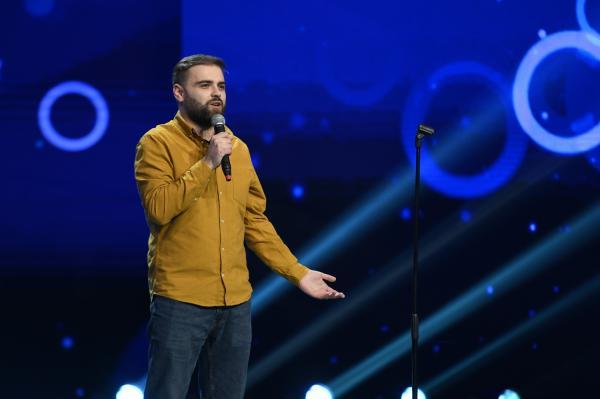 Gabriel Dumitriu pe scena iUmor