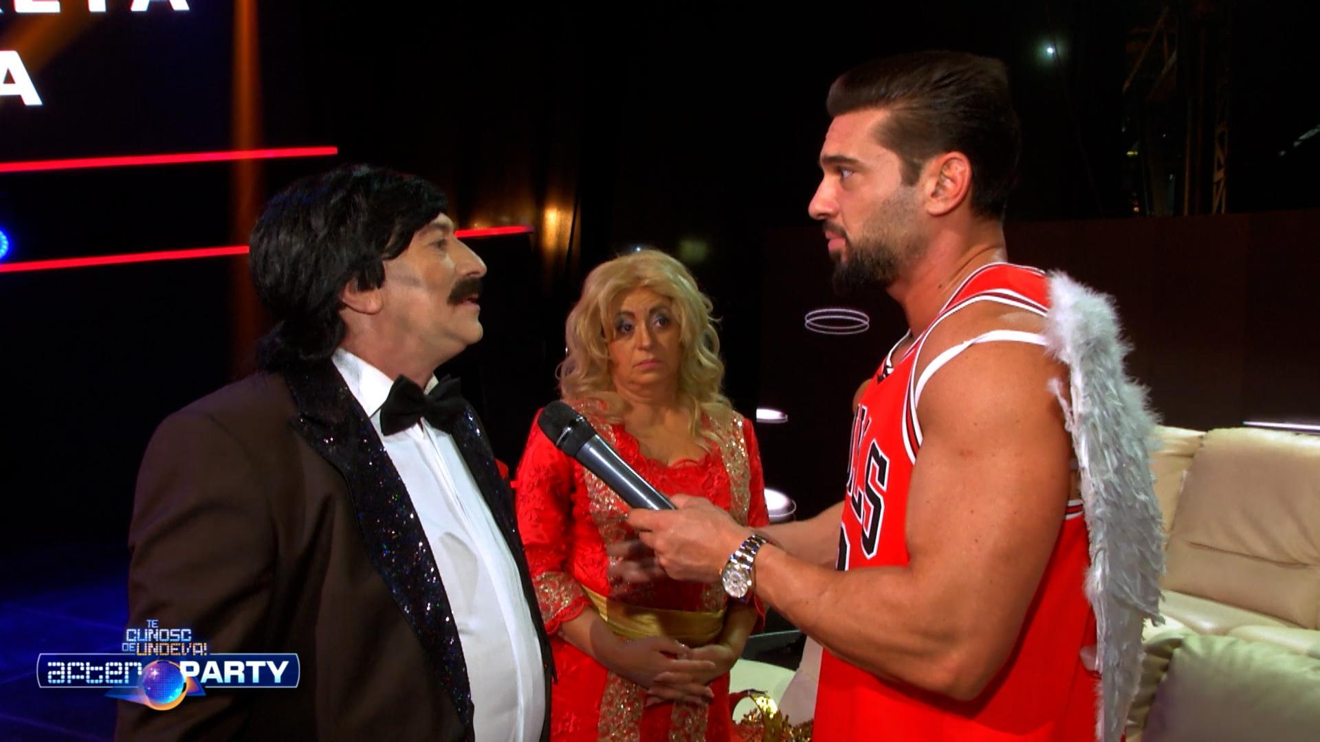 Dorian Popa prezintă Te Cunosc de Undeva! After Party, episodul 9. Hai să vezi cele mai tari faze din culise