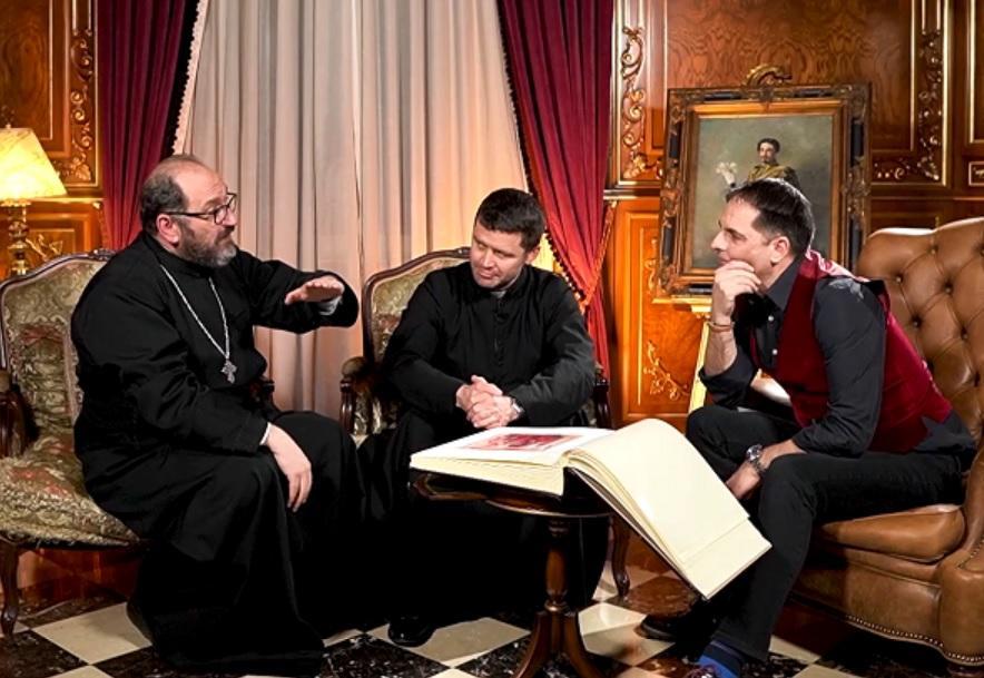 """Părintele Constantin Necula, despre Legenda Crucii pe care a fost răstignit Iisus: """"O bucată din lemnul Pomului Cunoașterii"""""""
