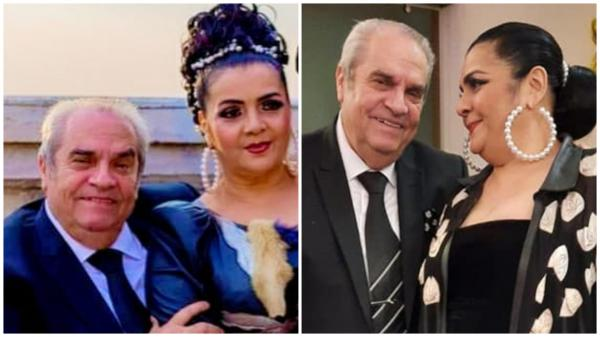 Colaj cu Aurel Pădureanu și Cornelia Catanga