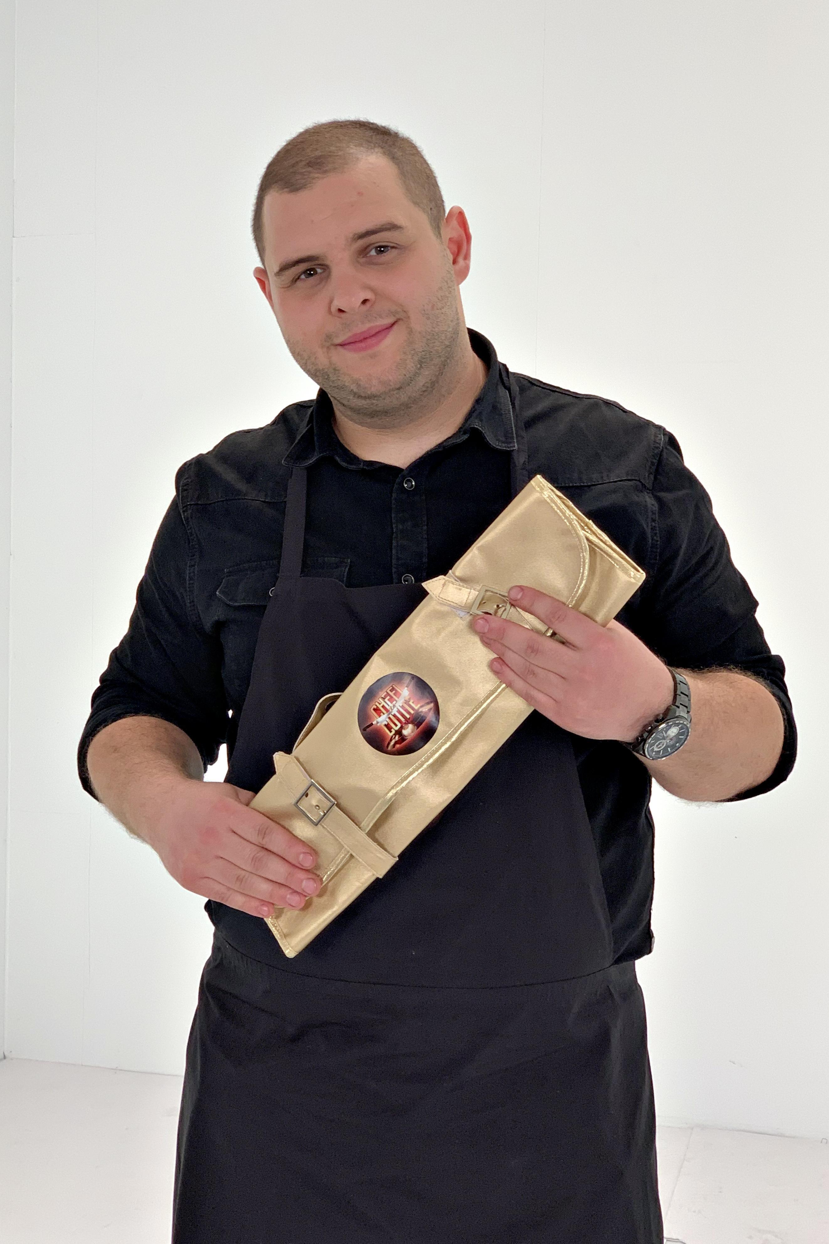 Cine e Alexandru Bădițoaia, tânărul care a primit cuțitul de aur cu un preparat inedit la Chefi la cuțite