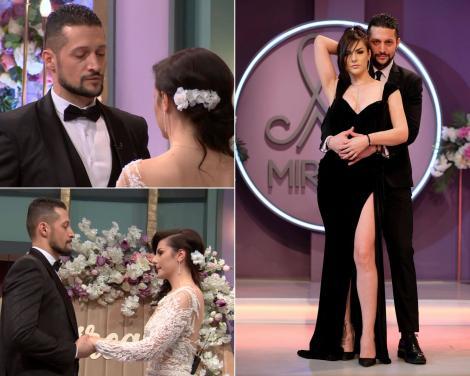 Mireasa 2020, sezon 2. Bianca și Mihai au aniversat 2 luni de relație. Cum a răsfățat-o fostul concurent