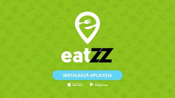 logo aplicatia eatzz pentru mancare