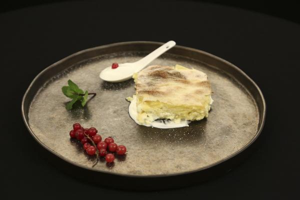Rețetă de plăcintă bulgărească cu brânză, preparată de Viorica Manga
