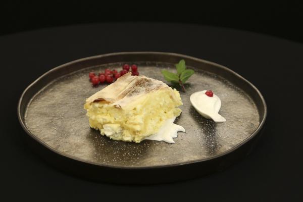 Plăcintă bulgărească cu brânză, preparată de Viorica Manga