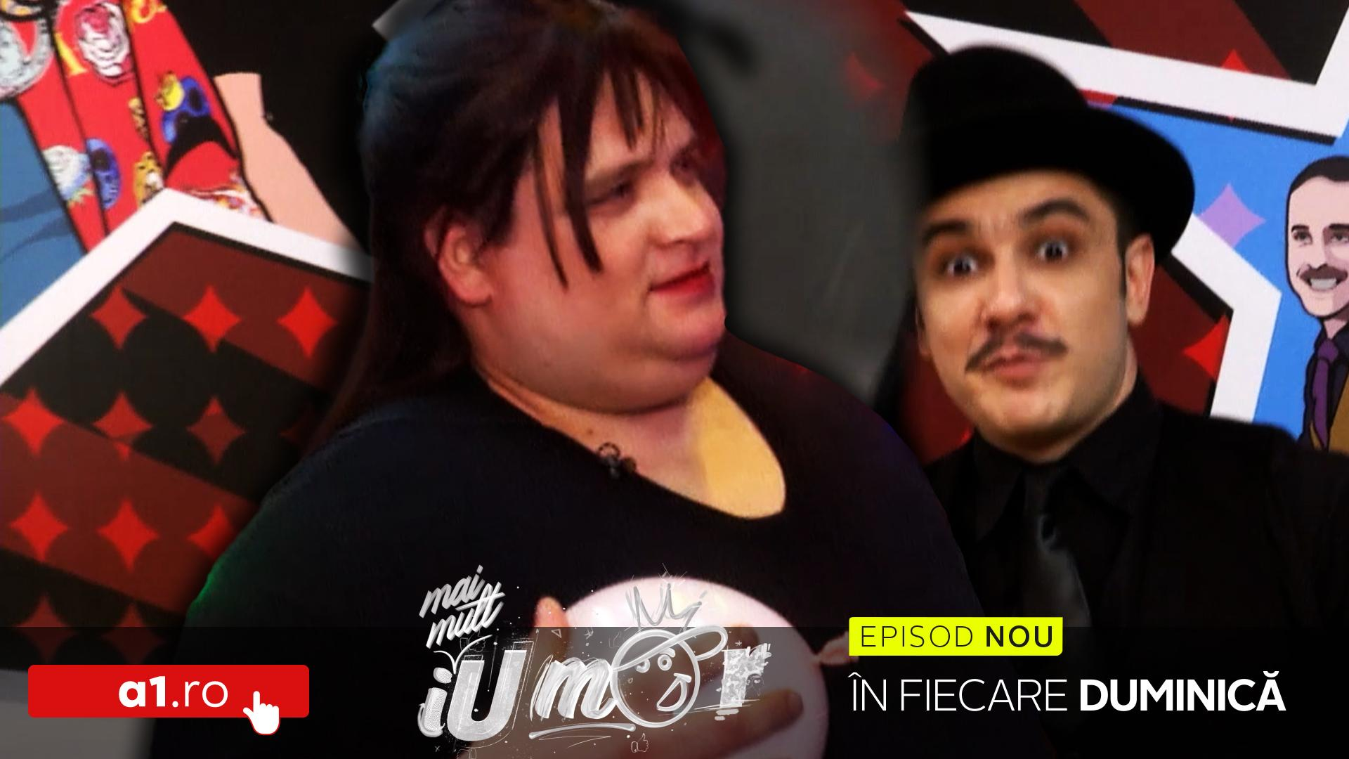 Vlad Drăgulin prezintă iMai mult Umor, episodul 8. Hai să vezi ce surprize din culise a pregătit!