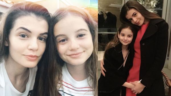 Monica Gabor și Irina Columbeanu