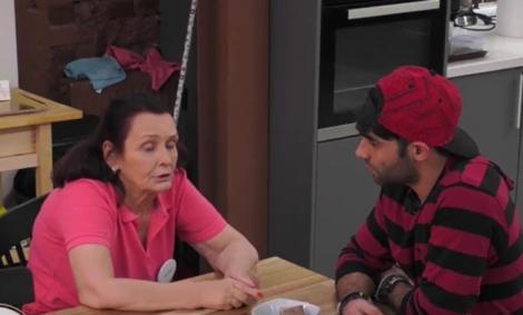 Mătușa lui Valentin l-a rugat pe acesta să înceteze cu Alina și să-i acorde mai multă atenție Anei