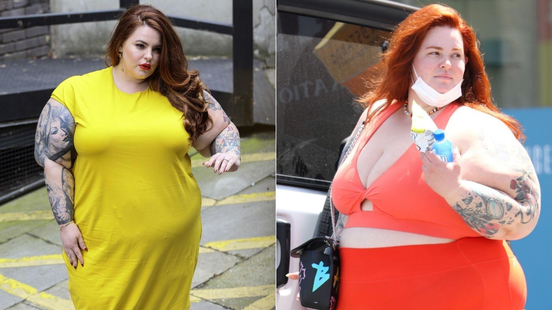 Toți râd de Tess Holliday că este supraponderală până află câți bani îi aduce corpul său anual. Ce salariu fabulos are