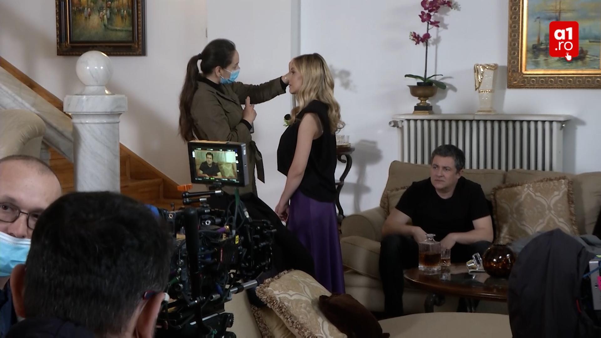 Mihai Călin și Andreea Ibacka dau din casă! Hai să vezi episodul 13 din seria Adela – Tot ce nu se vede!