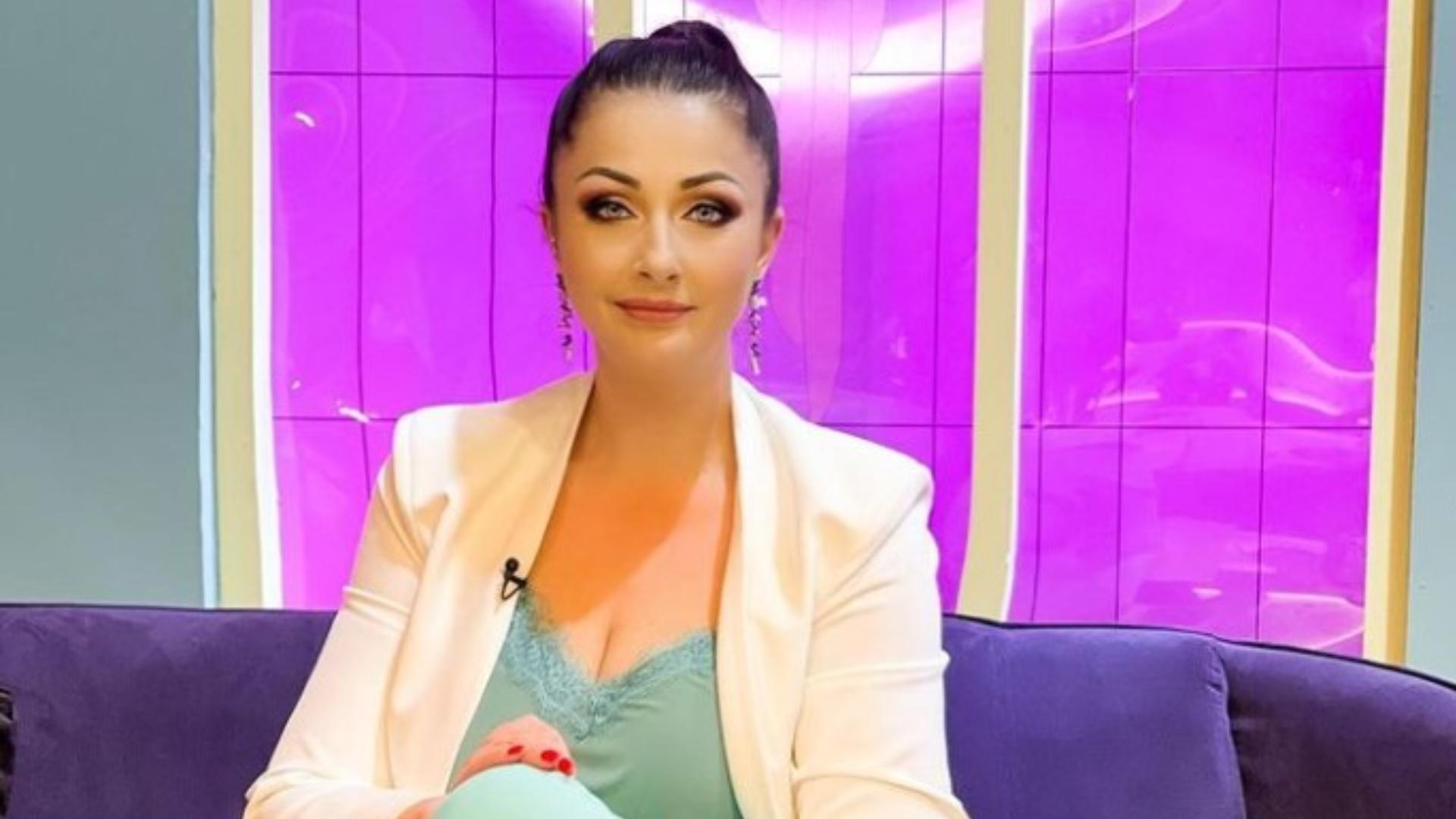 Gabriela Cristea preia frâiele unei alte emisiuni de succes