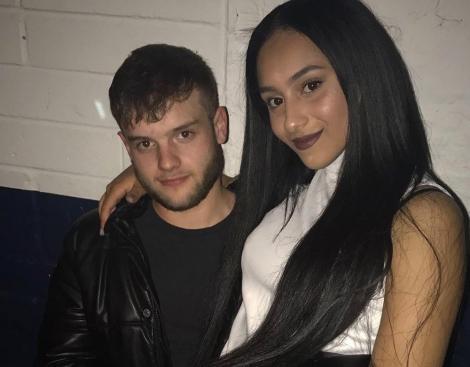 Niah Selway, poză alături de iubitul său
