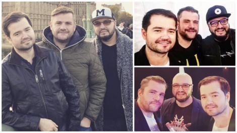 Colaj cu Laurențiu Duță, Mihai Budeanu și VIorel Șipoș