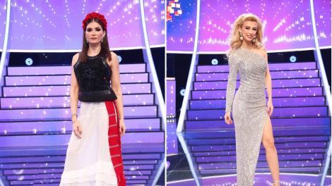 Te cunosc de undeva, 1 mai 2021. Andreea Bălan și Alina Pușcaș fac furori cu ținutele din Gala Românilor de Top