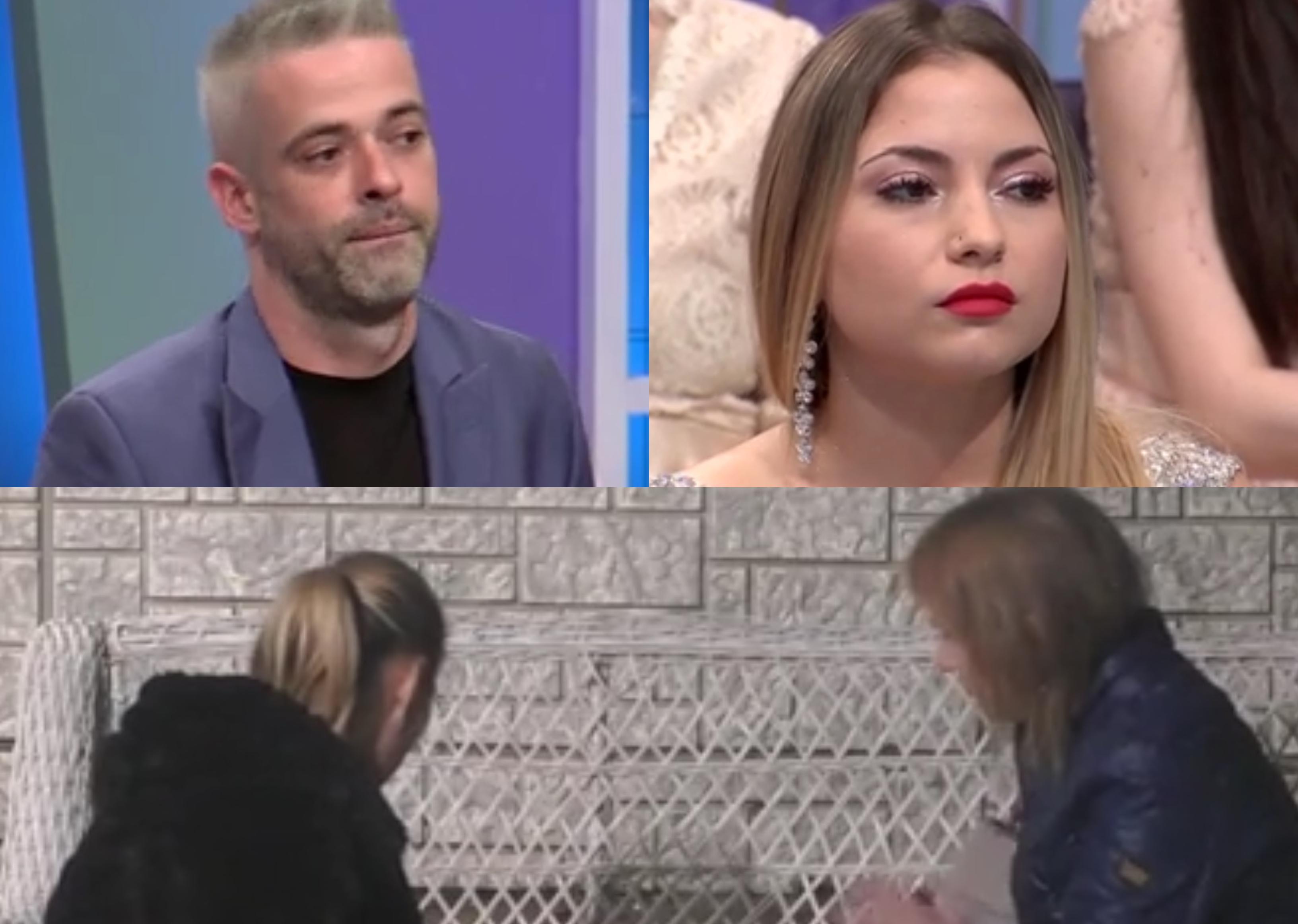 Mireasa 2021, sezon 3. Alina, lacrimi de supărare din cauza lui Bogdan. Ce a deranjat-o cel mai tare