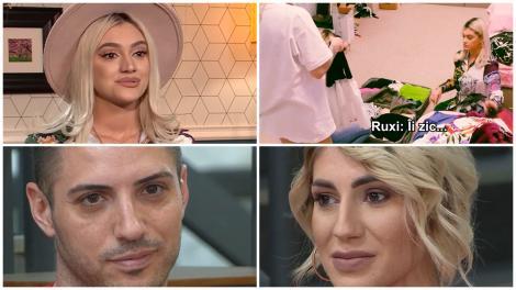 Mireasa 2021, sezon 3. Ce i-a cerut Maria lui Ruxi, înainte de plecarea acesteia. Fosta concurentă a intrat în direct