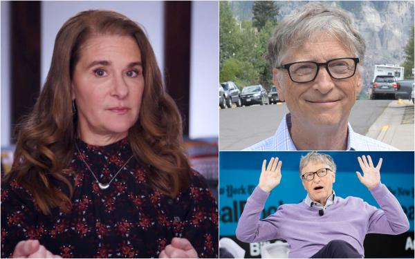 Melinda Gates și Bill Gates divort