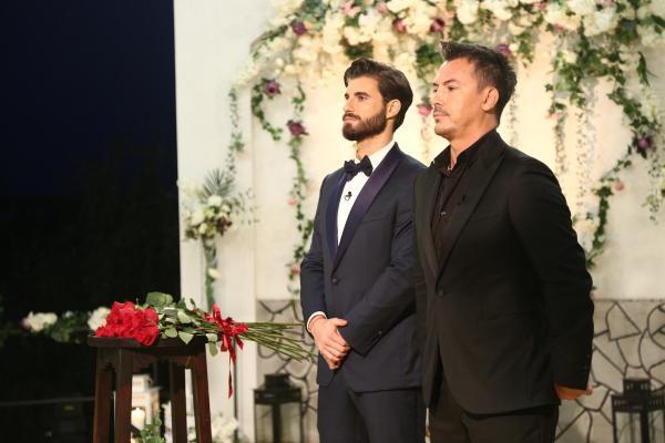 Andi Constantin și Răzvan Fodor la costum