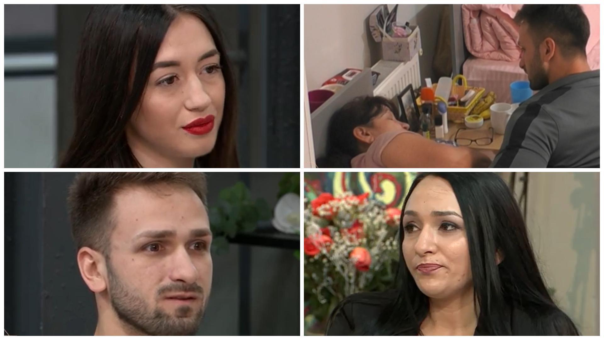 Mireasa 2021, sezon 3. Ce spune sora lui Alin despre împăcarea lui cu Adelina. Tânăra a intrat în platou pentru a face clarificări