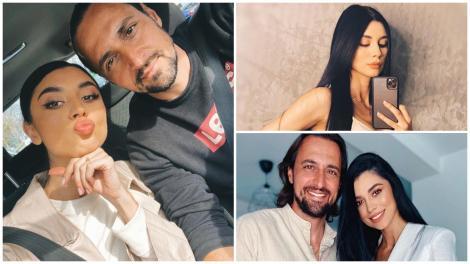 Colaj cu Denis Ștefan și soția lui, Cristina Ștefan