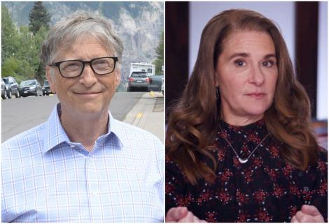Bill Gates și Melinda Gates