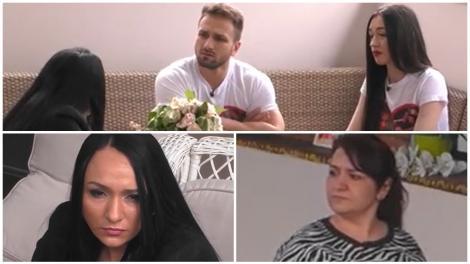 """Mireasa 2021, sezon 3. Ce au discutat Adelina și Alin cu sora tânărului, după emisiune: """"Fii mai hotărât"""""""