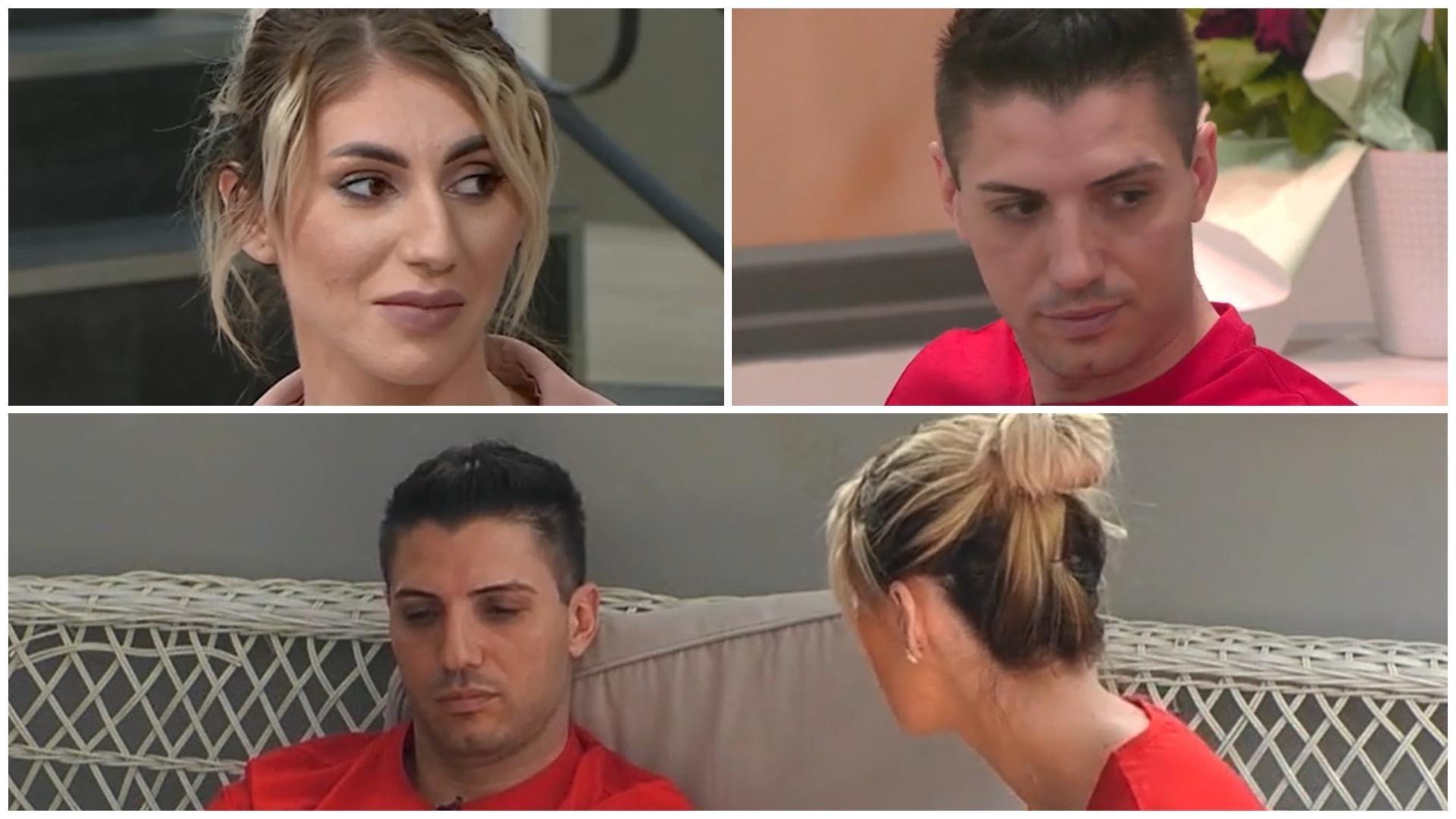 Mireasa 2021, sezon 3. Liviu și Maria au avut parte de noi tensiuni. Cum și-a justificat tânărul tăcerea