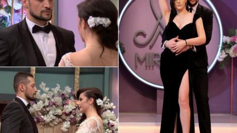 Mireasa 2020, sezonul 2. Bianca și Mihai, mesaje cu subînțeles în social media după ce și-au anunțat împăcarea. Ce se întâmplă