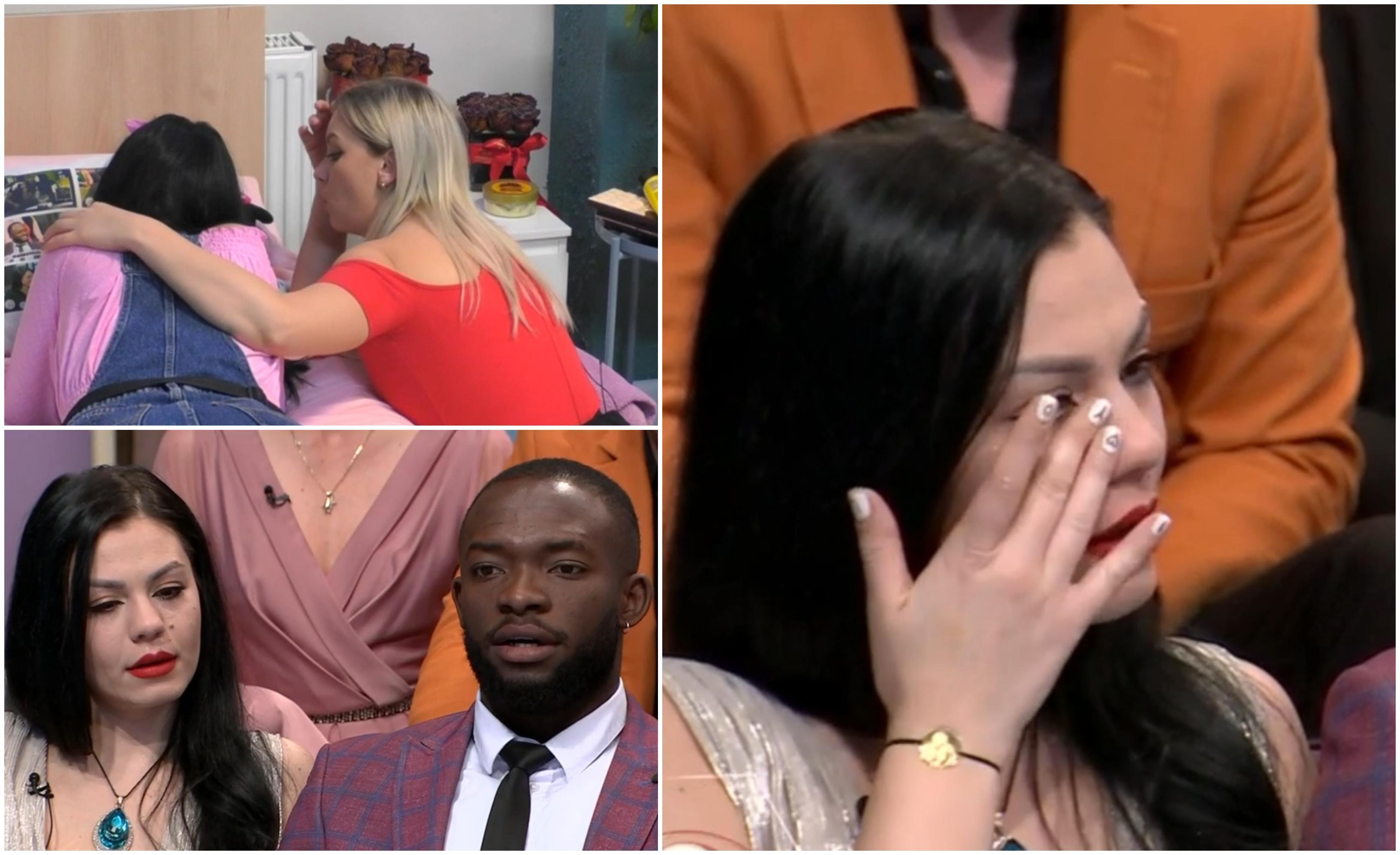 """Mireasa 2021, sezon 3. Izabela, în lacrimi. Regretă gestul pe care l-a făcut față de Blaze: """"Nu îl merit"""""""