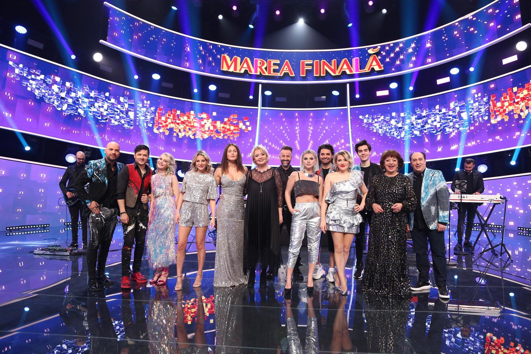 """Te cunosc de undeva, 15 mai 2021. Concurenții au creat un moment de excepție la începutul Finalei: """"We are the Champions"""""""